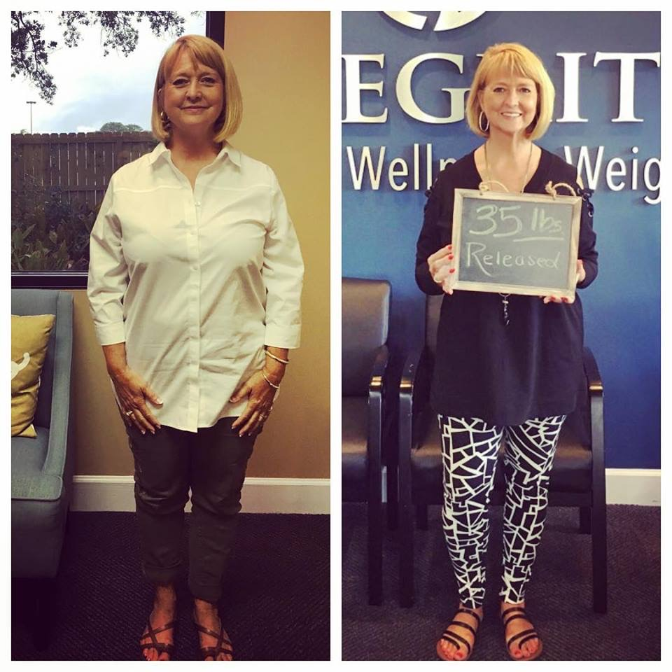 Donna Lost 35 lbs!